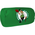 "Boston Celtics   NBA 14"" x 8"" Beaded Spandex Bolster Pillow"