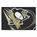 "Pittsburgh Penguins NHL 20"" x 30"" Tufted Rug"