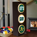 Oakland Athletics MLB Stop Light Table Lamp