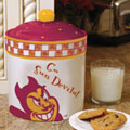 Arizona State Sun Devils NCAA College Gameday Ceramic Cookie Jar