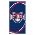 "Washington Nationals MLB 30"" x 60"" Terry Beach Towel"