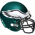 Philadelphia Eagles Helmet Fathead NFL Wall Graphic