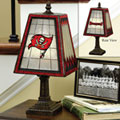 Tampa Bay Buccaneers NFL Art Glass Table Lamp