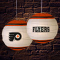 "Philadelphia Flyers NHL 18"" Rice Paper Lamp"