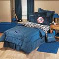 New York Yankees Bedding MLB Room Decor Gifts Merchandise