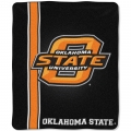 "Oklahoma State Cowboys College ""Jersey"" 50"" x 60"" Raschel Throw"