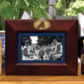 "Atlanta Braves MLB 8"" x 10"" Brown Horizontal Picture Frame"