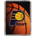 "Indiana Pacers NBA ""Photo Real"" 48"" x 60"" Tapestry Throw"