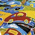 Day Bed Comforter - Cars