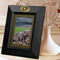 "Purdue Boilermakers NCAA College 10"" x 8"" Black Vertical Picture Frame"