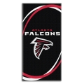 "Atlanta Falcons NFL 30"" x 60"" Terry Beach Towel"
