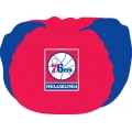 "Philadelphia 76ers NBA 102"" Cotton Duck Bean Bag"