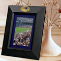 "New England Patriots NFL 10"" x 8"" Black Vertical Picture Frame"