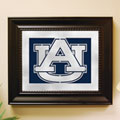 Auburn Tigers NCAA College Laser Cut Framed Logo Wall Art