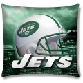 "New York Jets NFL 18"" Photo-Real Pillow"