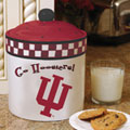 Indiana Hoosiers NCAA College Gameday Ceramic Cookie Jar
