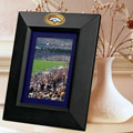 "Denver Broncos NFL 10"" x 8"" Black Vertical Picture Frame"
