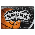 "San Antonio Spurs NBA 39"" x 59"" Tufted Rug"