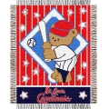 "St. Louis Cardinals MLB Baby 36""x 46"" Triple Woven Jacquard Throw"