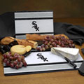 Chicago White Sox MLB Glass Cutting Board Set