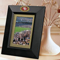 "San Francisco 49ers NFL 10"" x 8"" Black Vertical Picture Frame"