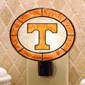 Tennessee Vols NCAA College Art Glass Nightlight
