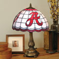 Alabama Crimson Tide NCAA College Stained Glass Tiffany Table Lamp
