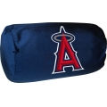 "Los Angeles Angels MLB 14"" x 8"" Beaded Spandex Bolster Pillow"