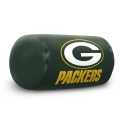 "Green Bay Packers NFL 14"" x 8"" Beaded Spandex Bolster Pillow"