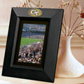 "Georgia Tech Yellowjackets NCAA College 10"" x 8"" Black Vertical Picture Frame"