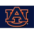 "Auburn Tigers NCAA College 39"" x 59"" Acrylic Tufted Rug"