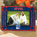"New York Rangers NHL 6.5"" x 9"" Horizontal Art-Glass Frame"