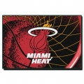 "Miami Heat NBA 39"" x 59"" Tufted Rug"