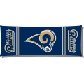 "St. Louis Rams NFL 19"" x 54"" Body Pillow"