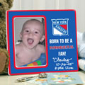 New York Rangers NHL Ceramic Picture Frame