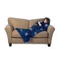 Tampa Bay Rays MLB Juvenile Fleece Comfy Throw