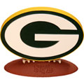 Green Bay Packers NFL Logo Figurine
