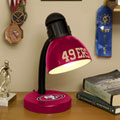 San Francisco 49ers NFL Desk Lamp