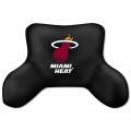 "Miami Heat NBA 20"" x 12"" Cotton Duck Bed Rest"