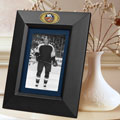 "New York Islanders NHL 10"" x 8"" Black Vertical Picture Frame"