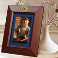 "Berkley Golden Bears NCAA College 10"" x 8"" Brown Vertical Picture Frame"