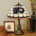 Philadelphia Flyers NHL Stained Glass Tiffany Table Lamp
