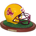 Arizona State Sun Devils NCAA College Helmet Replica Figurine