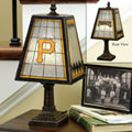 Pittsburgh Pirates MLB Art Glass Table Lamp