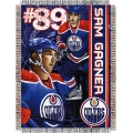 "Sam Gagner NHL 48"" x 60"" Tapestry Throw"