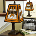Oklahoma State Cowboys NCAA College Art Glass Table Lamp