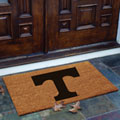 Tennessee Vols NCAA College Rectangular Outdoor Flocked Door Mat