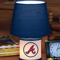 Atlanta Braves MLB Accent Table Lamp