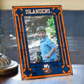 "New York Islanders NHL 9"" x 6.5"" Vertical Art-Glass Frame"