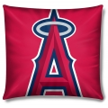 "Los Angeles Angels MLB 16"" Embroidered Plush Pillow with Applique"